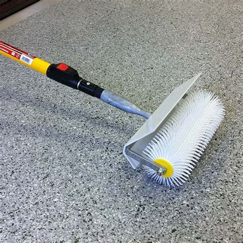 Spiked Roller for Floor Screeds, Floor Coatings and Floor