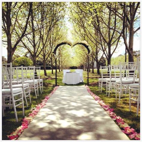outdoor wedding ceremony decorations sydney 17 best images about bicentennial park sydney olympic park on park weddings parks
