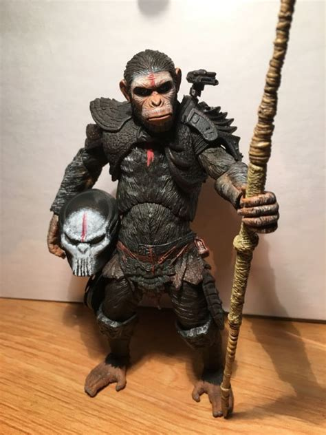 figure planet of the planet of predators planet of the apes