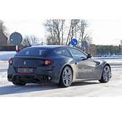 2016 Ferrari FF  Picture 616081 Car Review Top Speed