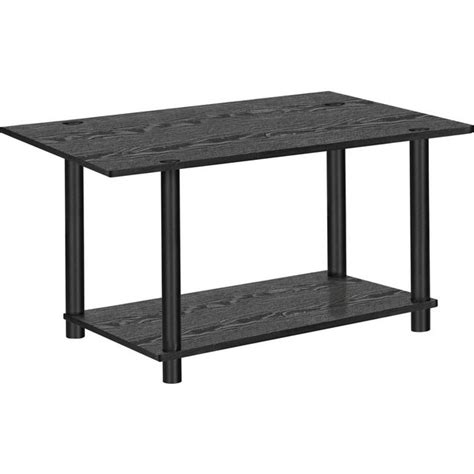 Coffee Tables Argos Buy Home Verona 1 Shelf Coffee Table Black At Argos Co Uk Your Shop For Coffee Tables