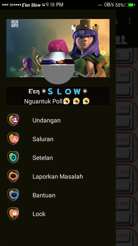 download game coc dan mod bbm tema clash of clans mod v2 13 0 26 apk terbaru help