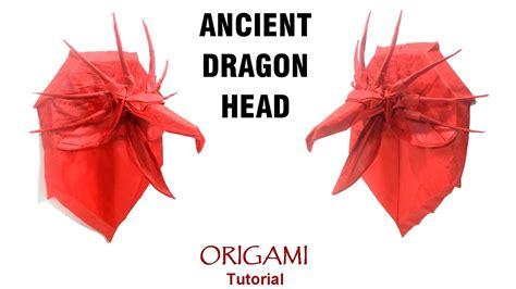 Origami Ancient Tutorial - origami ancient tutorial satoshi kamiya and
