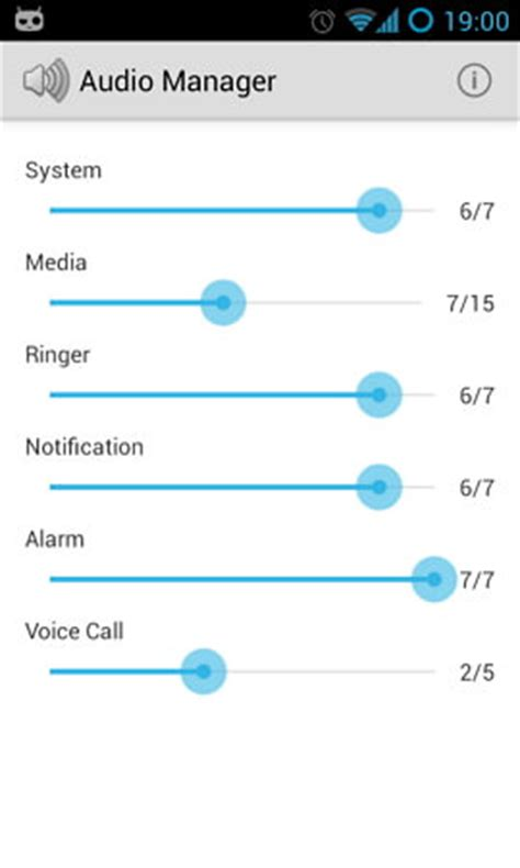 top 5 android audio manager: manage and enjoy audio on