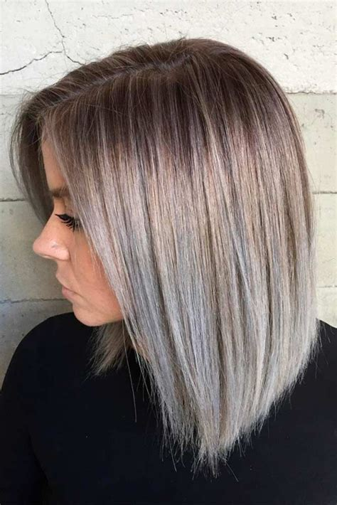 bobbed hair cuts with light coulr at bottom best 25 medium bob haircuts ideas on pinterest medium