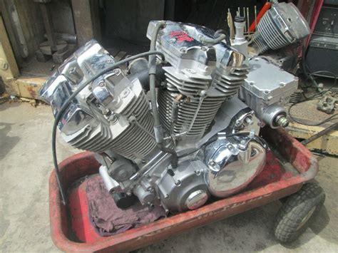 yamaha xv  road star engine motor ebay