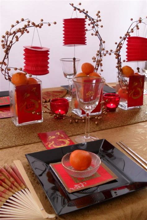 china decorations home chinese new year centerpiece ideas family holiday net