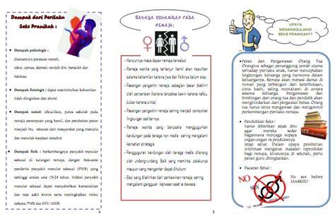 membuat poster pencegahan penyakit seksual kumpulan materi kebidanan sap dan leaflet perilaku