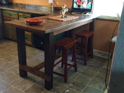 kitchen counter tables 25 best ideas about counter height table on