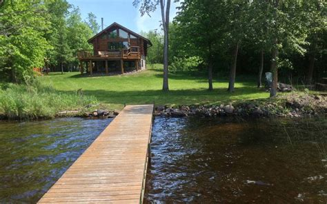 Log Cabin Forest Lake Mn by 16 Cozy Airbnbs That Will Make You Excited For Winter