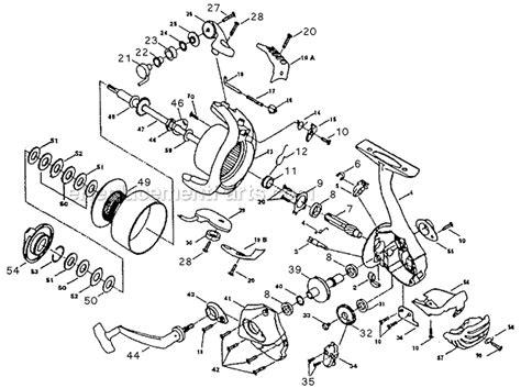 okuma reel parts diagram schematics okuma fishing reel parts schematics get free