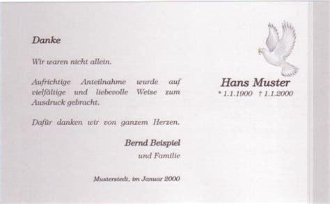 Muster Einladung Leichenschmaus Trauerdanksagung Wei 223 E Taube Quot White Pigeon Quot
