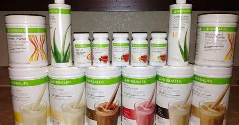 Herbalife Suplemen Makanan paket diet herbalife turun 3kg seminggu diet turun berat badan pelangsing badan cara