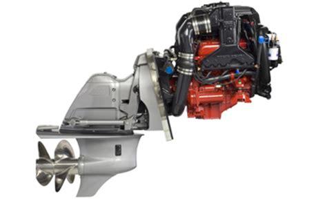 stern drive engines: mercruiser vs. volvo penta boats.com
