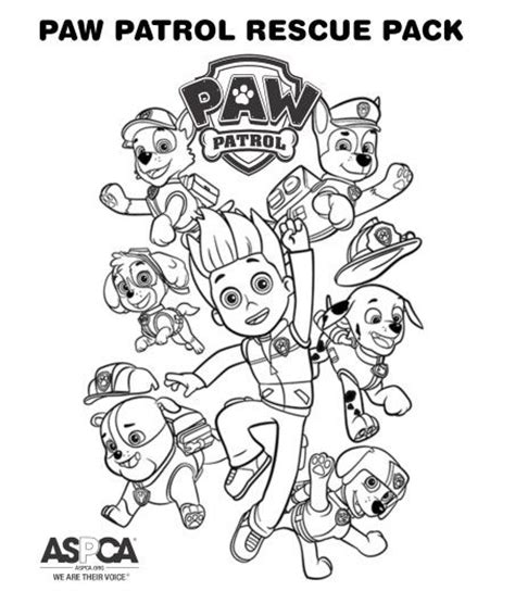 halloween coloring pages paw patrol zuma paw patrol halloween coloring pack coloring pages