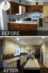 painting kitchen cabinets ideas home renovation best 25 kitchen remodeling ideas on