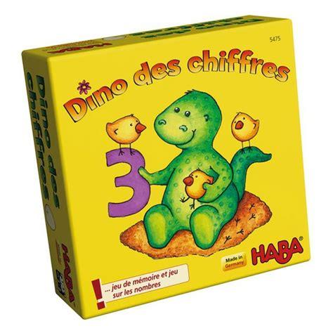 J Mini Dino mini jeu dino des chiffres haba acheter sur la boutique bcd jeux