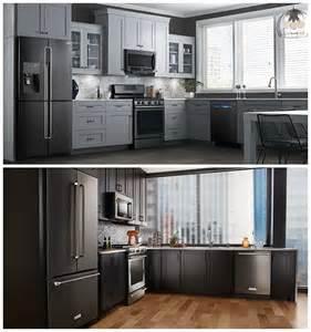 black stainless steel kitchen 2016 home d 233 cor trends blindsgalore