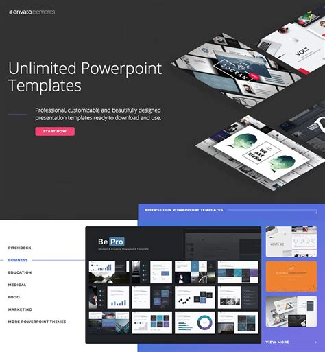 22 Professional Powerpoint Templates For Better Business Presentations Powerpoint Template Pro