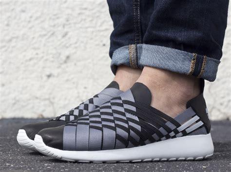 Nike Roshe One Camo Blacksummit White Bnib nike roshe run woven 2 0 black grey sneakernews