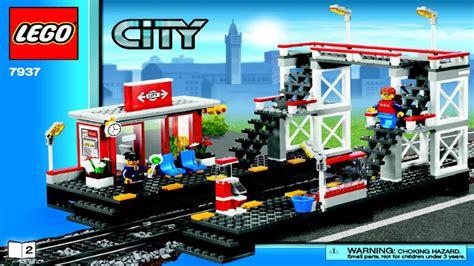Lego 7937 City Station lego station 7937 booklet
