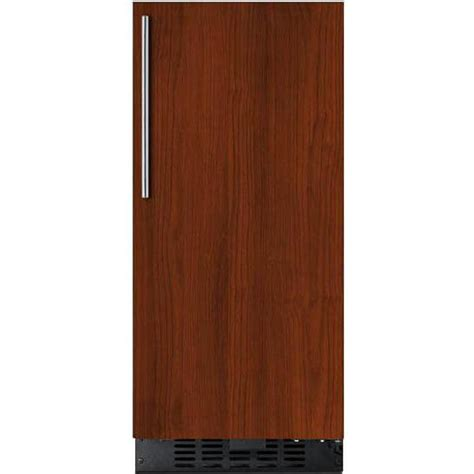 refrigerators that accept cabinet panels summit 15 inch 3 0 cu ft commercial rated compact