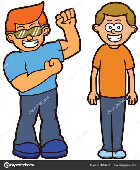 imagenes animadas hombres personajes de dibujos animados de hombres musculoso y