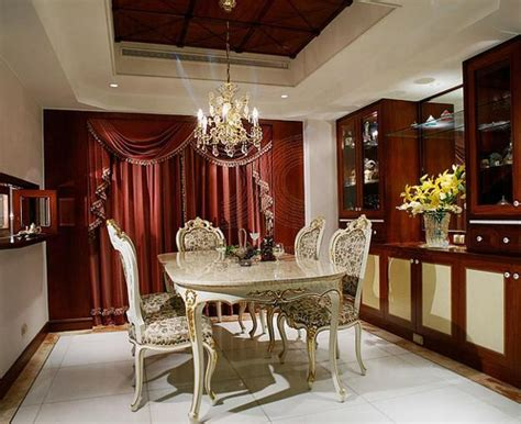 dining room interiors 30 modern ideas for dining room design in classic style