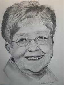 Drawing Portrait Drawing Grandmother By Scrubzlotus On Deviantart