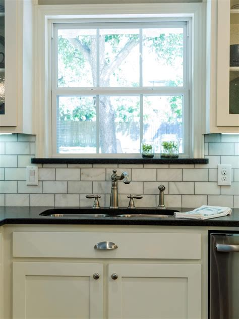 kitchen window backsplash backsplash kitchen window tutorial tile kitchen back
