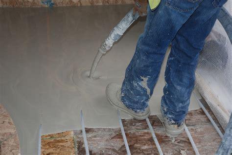 Gypsum Concrete   ORR CONCRETE, INC.