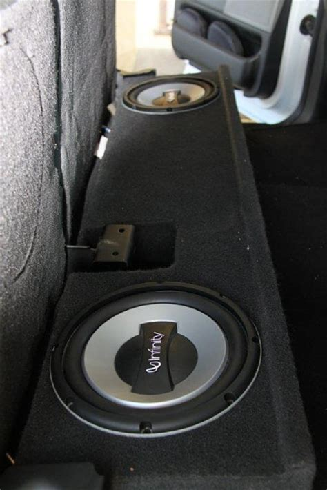 subs truck seat sub box back seats page 2 ford f150 forum