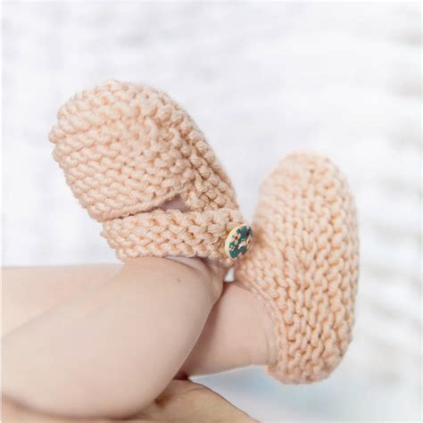 baby booties knit knit your own baby booties knitting kit by stitch story