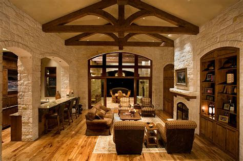rustic home interior design ideas rustic westlake elegance contemporary living room other metro by eppright custom homes
