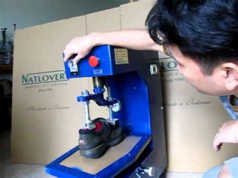 Mesin Press lz605 mesin press sole otomatis