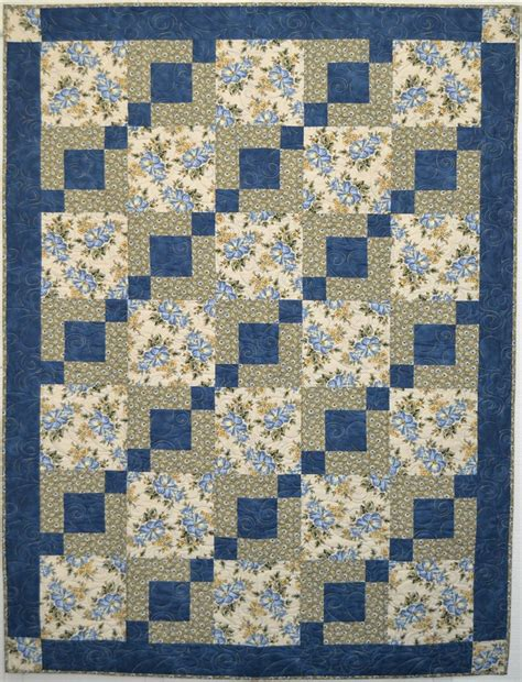 quilt pattern stepping stones stepping stones downloadable 3 yard quilt pattern