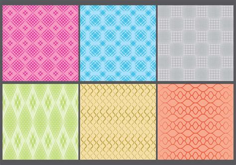 crosshatch pattern vector colorful crosshatch patterns download free vector art