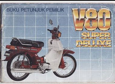 Batok Atas Yamaha V80 Deluxe jika kamu memang fans boy yamaha 5osial s