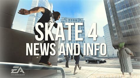 A Place Trailer Release Date Quot Skate 4 E3 2014 Trailer And Release Date Quot Quot Skate 4 News And Info Quot
