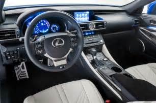 Lexus Interior 2015 Lexus Rc F Interior Photo 27