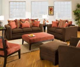 Sears Furniture Living Room Simmons Upholstery Espresso Living Room Set Living Room Mommyessence