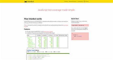 pattern javascript test javascript testing frameworks the best to test js code
