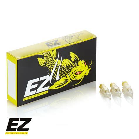 ez yellow liner bugpin cartridges ez tattoo cartridges