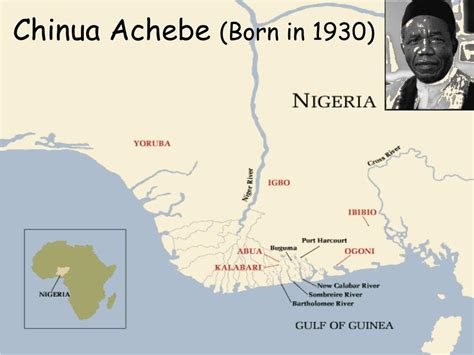 Chinua Achebe Essay by Chinua Achebe Essay The Novelist As Chinua Recent News Articles About Haiti