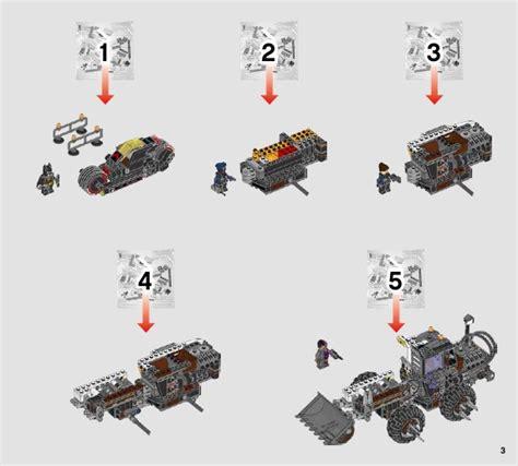 Lego 70915 Batman Two Demolition T0210 lego two demolition 70915 the