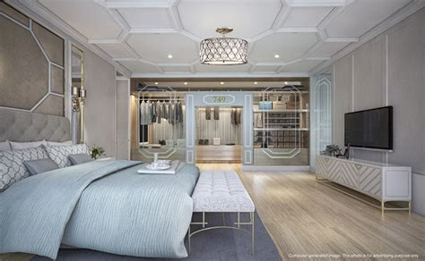 43 spacious master bedroom designs with luxury bedroom seven forty nine residence