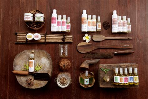Organic Handmade Cosmetics - cantika organic handmade cosmetic from bali on behance