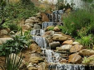backyard waterfalls topanga backyard waterfall garden dreams