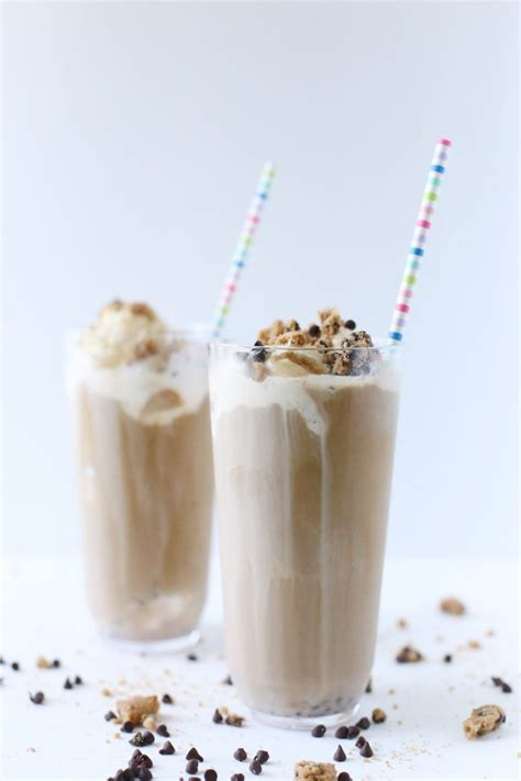 Iced Coffee Float chocolate chip cookie iced coffee float by cydconverse the sweetest occasion the sweetest