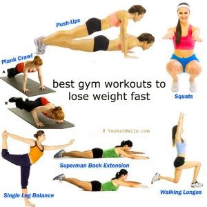 workouts to lose weight how to get six pack